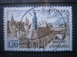 FRANCE    N° 1712 - OBLITERATION RONDE - Francia