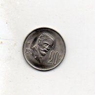 Messico - 1975 - 20 Centavos - Vedi Foto - (MW2516) - Messico