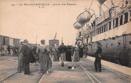 17-LA PALLICE ROCHELLE-N°1187-B/0155 - Francia