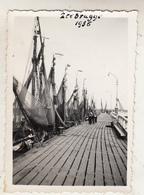 Zeebrugge - 1936 - Foto 6 X 8.5 Cm - Boten