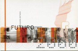FUTURO, SUCESOS SIMULTANEOS QUARRY LOUNGE STYLE. ARGENTINA POSTAL PUBLICIDAD AÑO 1999 NO CIRCULADO - LILHU - Publicidad