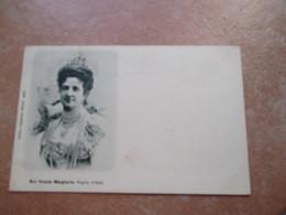 Sua Maesta Margherita Regina D'Italia Giorgio Sternfeld Venezia - Case Reali
