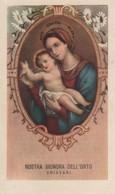 Santino Antico Madonna Dell'Orto Da Chiavari - Genova - Religione & Esoterismo