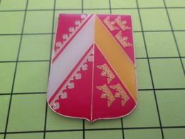 818A Pin's Pins / Beau Et Rare : THEME : AUTRES / BLASON ECUSSON ARMOIRIES ALSACE Pour EDITIONS ATLAS - Badges