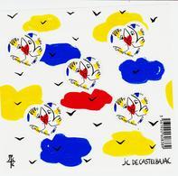 Bloc N° 138 Coeur Jean Charles De Castelbajac  NEUF** - Ongebruikt