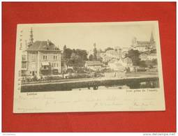 LOBBES  - Vue Prise De L'ouest    -  1901 - Lobbes