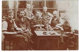 SAARGEMUEND 1910 Schuhmacher - Fotokarte - Lothringen