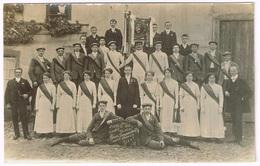 SAARGEMUEND 1912 Radfahrverein Viktoria - Fotokarte - Lothringen
