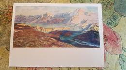 """MONGOLIA - """"Altai Mountains"""" By Gava / 1959 - Mountain - Mongolei"""