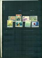 JAPON CHANTS JAPONAIS II-IV-V-VI 8 VAL NEUFS A PARTIR DE 0.75 EUROS - 1926-89 Emperor Hirohito (Showa Era)