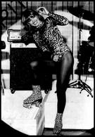 Milly Carlucci - 1980 Circa (Foto D'archivio Di Un Grande Quotidiano) - Photographs