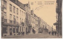Leuven - Bondgenotenstraat - Geanimeerd - Lumen 22 - Leuven
