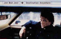 Jon Bon Jovi - Destination Anywhere - Cassettes Audio