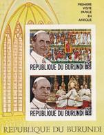 Burundi Hb 32sd SIN DENTAR - Burundi