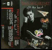 Paul McCartney- All The Best! - Cassettes Audio