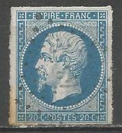 FRANCE - Oblitération Petits Chiffres LP 43 ALBESTROFF (Moselle) - 1849-1876: Periodo Classico