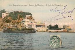 13565854 Tamaris_sur_Mer Casino De Manteau Pointe De Balaguier Tamaris_sur_Mer - Francia