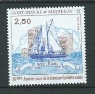 Saint Pierre Et Miquelon -  - Yvert N° 492 **  -   Ah 30207 - St.Pierre & Miquelon