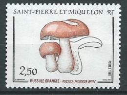 Saint Pierre Et Miquelon -  - Yvert N° 486 **  -   Ah 30208 - St.Pierre & Miquelon