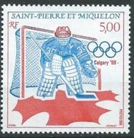 Saint Pierre Et Miquelon -  - Yvert N° 487 **  -   Ah 30209 - St.Pierre & Miquelon