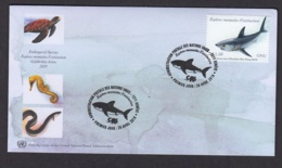 3.- UNITED STATES 2019 FDC GENEVA OFFICE - ENDANGERED SPECIES - FDC