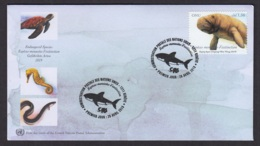 4.- UNITED STATES 2019 FDC GENEVA OFFICE - ENDANGERED SPECIES - FDC