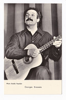 Georges BRASSENS Carte Postale N° 965 A KORES - Other Famous People