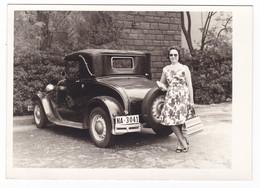 AUTOMOBILE  NON IDENTIFICATA   -  CAR  - FOTOGRAFIA - Automobili