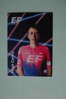 CYCLISME: CYCLISTE : EQUIPE EF EDUCATION 2019 Format 9 X 6.3 :HUGH CARTHY - Ciclismo