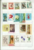 Carnet De Circulation + Timbres Grande-bretagne Sur Fragments (50grammes) à Voir! - Stamps