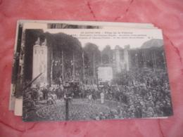 Lot De 10 Carte Fete Victoire 14.07.1919 Defile - Guerre 1914-18