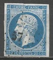 FRANCE - Oblitération Petits Chiffres LP 57 AMBAZAC (Haute-Vienne) - Marcofilie (losse Zegels)