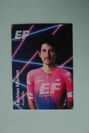 CYCLISME: CYCLISTE : EQUIPE EF EDUCATION 2019 Format 9 X 6.3 : LACHLAN MORTON - Ciclismo