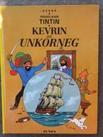 TINTIN En Breton : Kevrin An Unkorneg / Le Secret De La Licorne  Ed An Here 1989 - Boeken, Tijdschriften, Stripverhalen