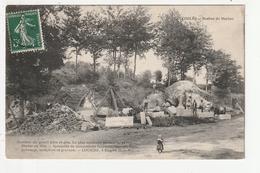 COGLES - ROCHER DE MARBRE - CARRIERE DE GRANIT - 35 - Autres Communes
