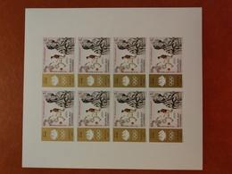 Sharjah 1971 - Olympics Munich - Imperf Sheet - Mi 846 B MNH - Deluxe Sports Medal Gold Winners 60Dh - Khor Fakkan