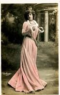 14036 - Spectacle - Artiste D'Opéra ....A. ADLERSON  -  Photo De  REUTLINGER  Paris   Circulée 1906 - Artistes