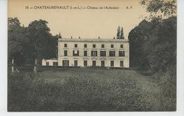 CHATEAURENAULT - Le Château De L'Aubinière - France