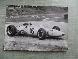 CPA VOITURE DE COURSE AUTOMOBILE SPORT MECANIQUE 6A BRP B.R.M F1 1964 PILOTE INNES IRELAND - Cartes Postales