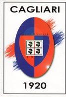Stemma : CAGLIARI Calcio 1920 - - Voetbal