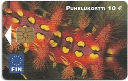 Finland - FIN - Caterpillar - Exp. 12.2003, 20.000ex, Used - Finland