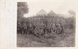Alte Ansichtskarte Aus Driencourt -Deutsche Soldaten Nach Der Somme-Schlacht Im September 1916- - France