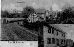 (118)  CPA  Hesserode    (Bon Etat) - Andere