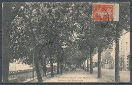 CPA [65] - CAPVERN Les BAINS, Boulevard Des Marronniers - France
