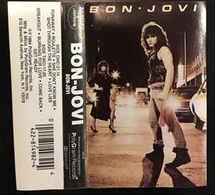 Bon Jovi- éponyme - Cassettes Audio