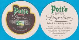 Pott's Brauerei Oelde ( Bd 2162 ) - Bierdeckel