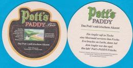 Pott's Brauerei Oelde ( Bd 2161 ) - Bierdeckel