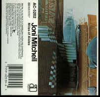 Joni Mitchell- Miles Of Aisles - Cassettes Audio
