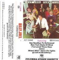 Billy Joel- Turnstiles - Cassettes Audio