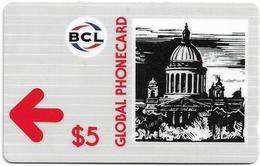 Russia (St. Petersburg) - BCL - St. Isaac Cathedral, 2BCLA, 1994, 5.000ex, Used Rare! - Russia